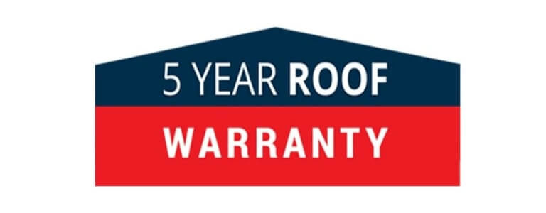 Home Inspection 5 Year Roof Warranty