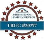 TREC Licensed Professional Home Inspector